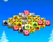 Angry Birds space mahjong online