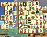 Mahjong the dock online